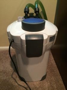 2000L/h Filtering Pump